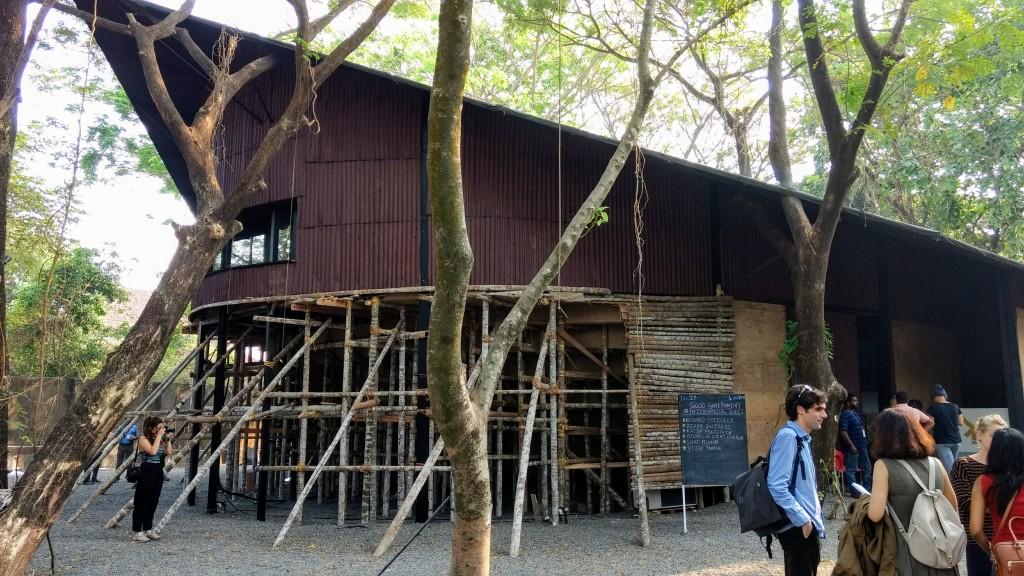 The Pavilion at Cabral Yard